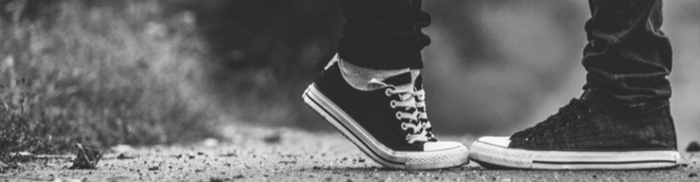A couples feet